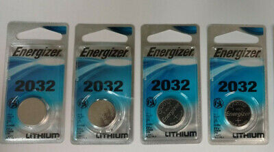5/Pack - Energizer 2032 Watch/Electronic Battery