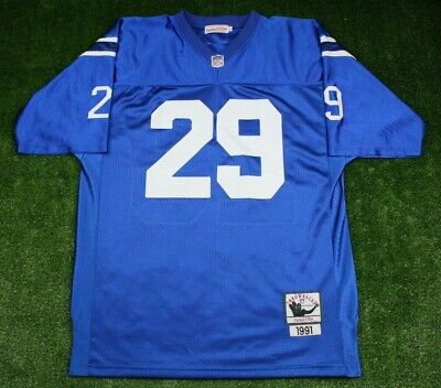 6c4d165d Mitchell & Ness Eric Dickerson Indianapolis Colts Jersey 1992 Men Size 52