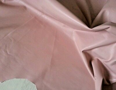 Baby Pink Lamb Leather Nappa Skins Hides Size 9 sqft