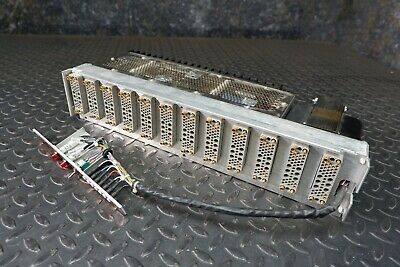 EG&G Ortec 402A Power Supply 12 Slot NIM BIN +/-12 & 24V 1/2A 72W