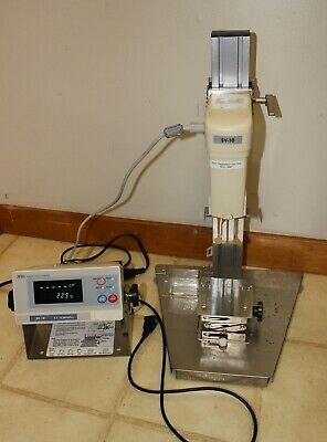 A&D/AND SV-10/SV10 Series Sine-wave Vibro Viscometer