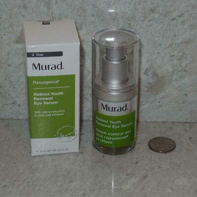 MURAD RESURGENCE RETINOL Youth Renewal Eye Serum  5oz/15mL