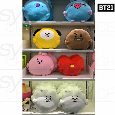 BTS BT21 Official Authentic Goods Cushion PongPong Ver 30cm 7Characters