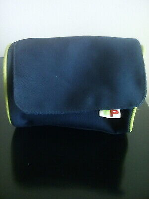 Tap Airlines Aviation Flight Traveling Amenity Kit On A Tissue Bag # Empty Bag Aeronautica