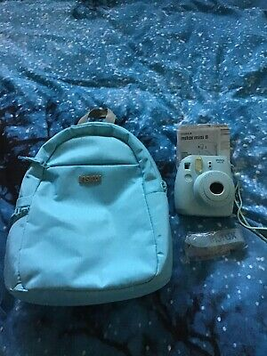 Fujifilm Instax Mini 8 Camera And Backpack Set