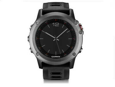 Garmin FixIX 3  Multi Sport Training GPS watch