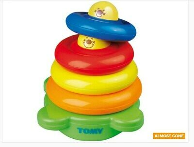 TOMY Be Happy Stack FREE SHIPPING!!