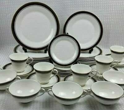 Royal Doulton Harrow Bone China Tea & Dinner Items- Sold Individually VGC