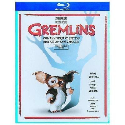 Gremlins (Blu-ray, 2009, 25th Anniversary Edition) Steven Spielberg Produced