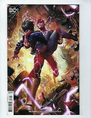 FLASH # 71 (YEAR ONE Chapter 2, DERRICK CHEW VARIANT, July 2019), NM NEW
