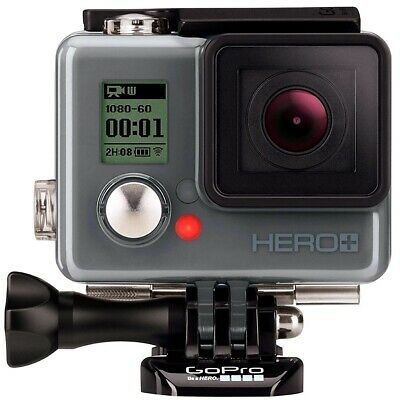 BRAND NEW! GoPro Hero+ LCD Camcorder - 1080p/60fps -Black (FREE SHIPPING in USA)