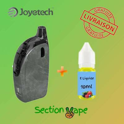 Cigarette electronique joyetech atopack penguin grise + 1 Kit Diy 60ml