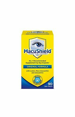 Macushield Capsules - (Pack of 90) 90 Capsules Original