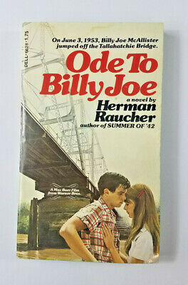 Ode to Billy Joe by Herman Raucher 1976 Dell Paperback