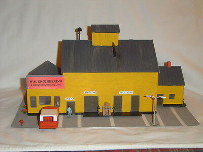 Life-Like HO Scale W.S. Engineering #1364 Custom Assembled version #1