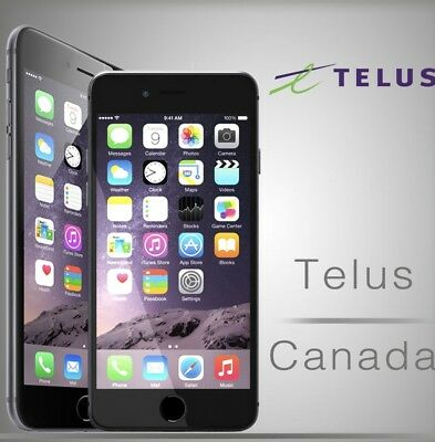 Telus Koodo Iphone Unlock Canada - All Models Clean - Very Fast