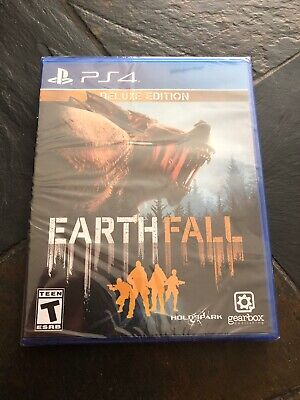 Earthfall Deluxe Edition (Sony PlayStation 4, 2018)