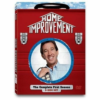 Home Improvement - The Complete First Season (DVD, 2004)-