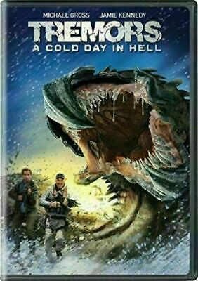 Tremors: A Cold Day in Hell (DVD, 2018) GOOD