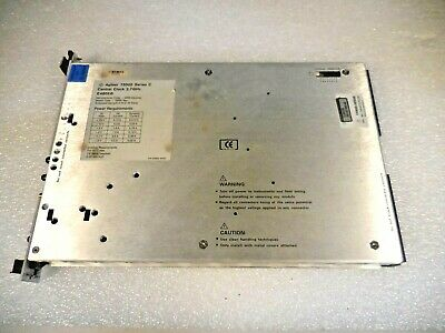 Agilent E4805B, E4805-44321 Central Clock I/O Module (7500 Series C, 2.7GHz)