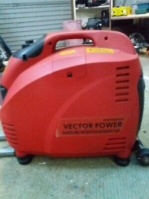 3KVA Inverter Generator, also comes with noise reduction box. 3.5 KVA max output