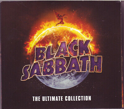 Black Sabbath -  The Ultimate Collection  Doppel CD