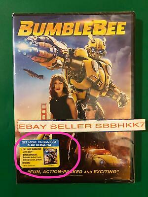 Bumblebee DVD **AUTHENTIC DVD READ DESCRIPTION** Brand New Free Shipping
