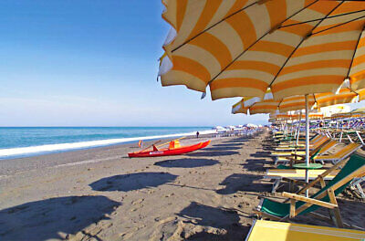 RESERVED Seaside property Italy for sale. 1bed apartment opposite beach #214