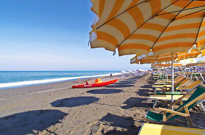 Seaside property real estate Italy for sale. 1bed apartment opposite beach #214