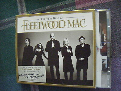 Fleetwood Mac The Very Best of 36 Track 2x CD Greatest Hits with SLIP CASE