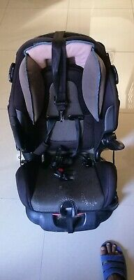 Kids car booster used seat
