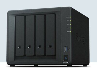 Synology DiskStation DS918+ 4GB NAS - Diskless - BRAND NEW