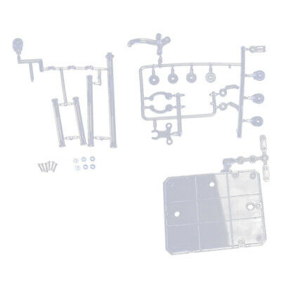 Supporto Display Stand Figura Modello Rack per 1: 144 HG RG SD Robot Saint