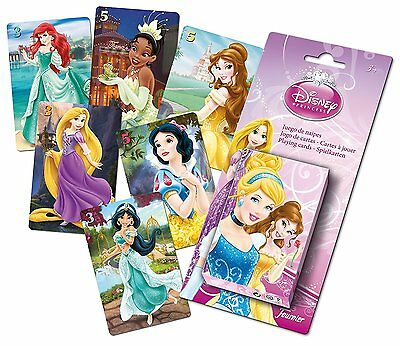 "Princesas Disney ""Todas"" - Baraja De Cartas Coleccion Heraclio Fournier"