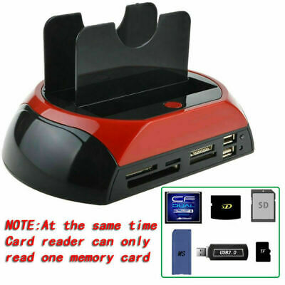 Docking Station Per Hard Disk All In 1 Sata Ide Player Hdd Box Case
