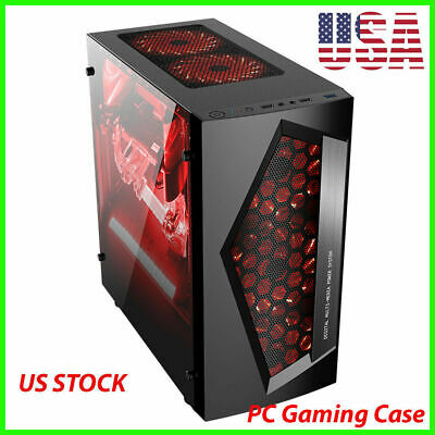COUGAR CONQUER ATX Gaming Case - / Mini ITX / Micro PC / Computer