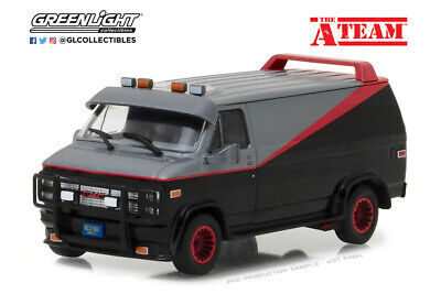 Greenlight 86515 1:43 GMC VANDURA (VAN) 1983 (FROM THE MOVIE TEAM A)