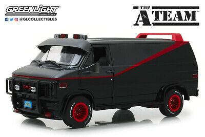 Greenlight 13521 1:18 GMC VANDURA (VAN) 1983 (FROM THE MOVIE TEAM A)