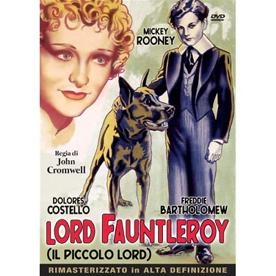 Lord Fauntleroy - Il Piccolo Lord  [Dvd Nuovo]