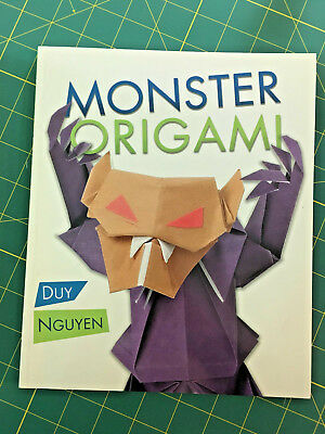 NEW UNUSED Monster Origami by Duy Nguyen