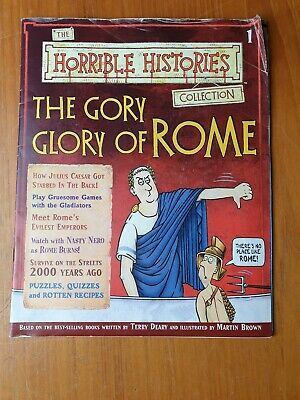 Horrible History Collection Issue 1#