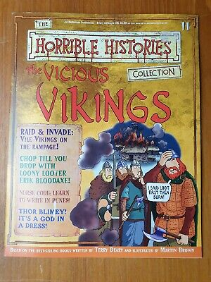 Horrible History Collection Issue 11#