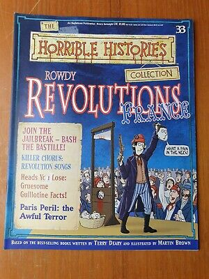 Horrible History Collection Issue 33#
