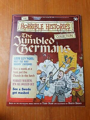 Horrible History Collection Issue 50#