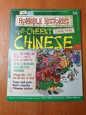 Horrible History Collection Issue 54#