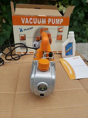 BACOENG 3 CFM Single Stage Vacuum Pump