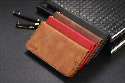 Retro Wallet Leather Flip Phone Case Cover For iPhone XS Max XR XS 6S 7 8 Plus X