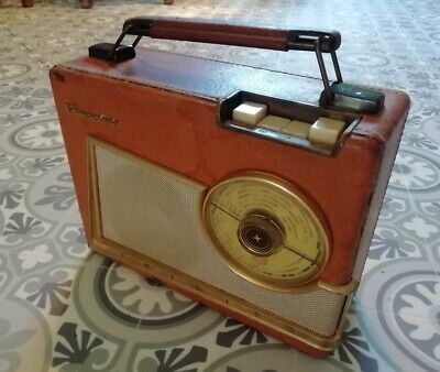 Radio philips transistors Collection années 60 60's