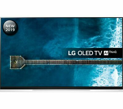 """LG OLED55E9PLA 55"""" Smart 4K Ultra HD HDR OLED TV with Google Assistant - Currys"""