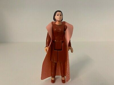 Star Wars Vintage PRINCESS LEIA ORGANA in BESPIN OUTFIT Figure ESB 1980 Kenner